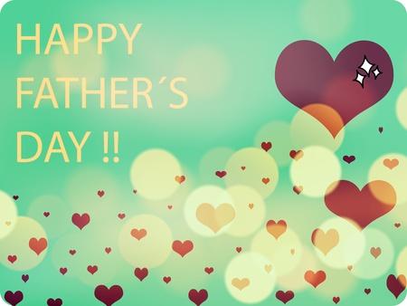 Foto de happy fathers day - Imagen libre de derechos