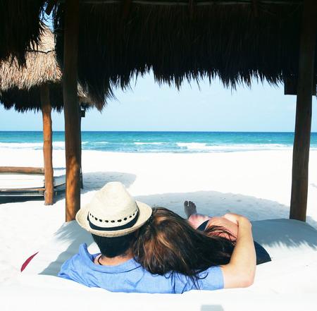 Foto de honeymoon paradise - Imagen libre de derechos