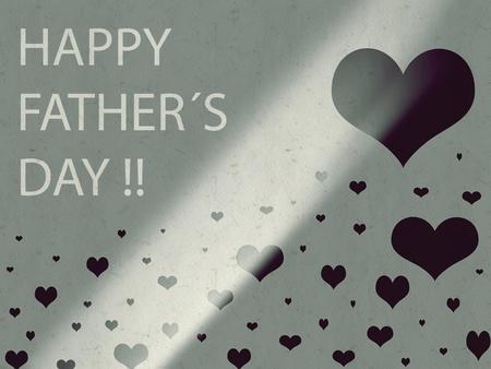 Foto de happy fathers day card - Imagen libre de derechos