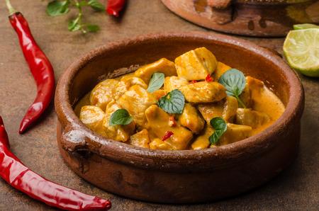 Foto de Chicken curry - Imagen libre de derechos