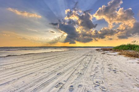 Photo for Sunset on Hilton head Island - Royalty Free Image