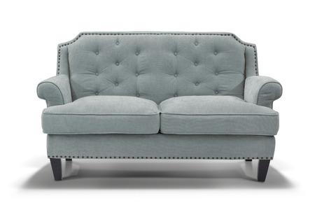Photo pour sofa furniture isolated on white background - image libre de droit