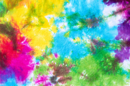 Photo for tie dye pattern background. - Royalty Free Image