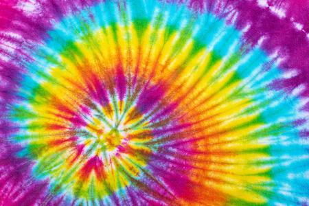 Foto de tie dye  pattern abstract background. - Imagen libre de derechos