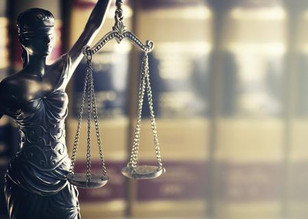Photo pour Legal law concept image - image libre de droit