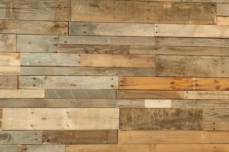 Photo pour reclaimed wood floor texture - image libre de droit