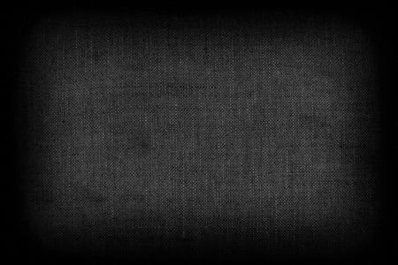 Foto de natural linen texture for the background. - Imagen libre de derechos