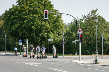 Segway tour in Berlin
