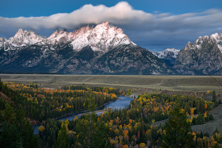 Photo for Snake River Overlook - Royalty Free Image