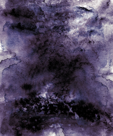 Photo pour Grunge watery effect abstract watercolor or ink of liquid splatter of paint. - image libre de droit