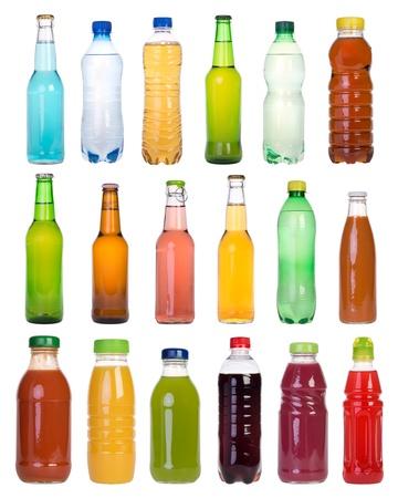 Foto de Drinks in bottles - Imagen libre de derechos