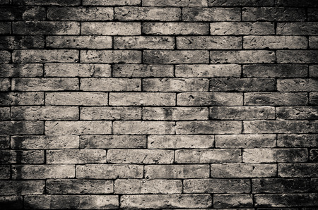 Photo pour Brick Wall Background - image libre de droit