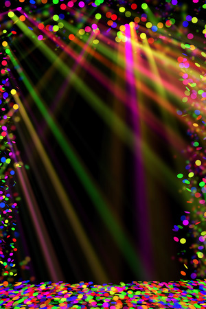 Foto per Party background - Immagine Royalty Free