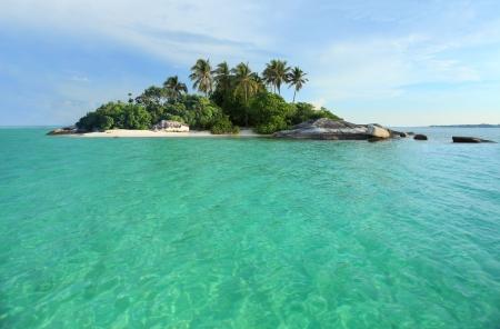 Foto de Tropical Island, perfect getaway - Imagen libre de derechos