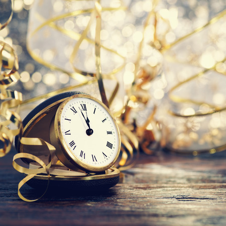 Photo for happy new year - Royalty Free Image