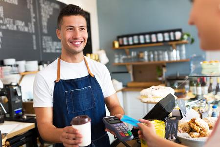 Photo pour coffee shop - image libre de droit