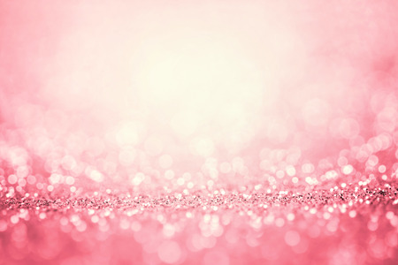 Photo for Abstract pink light for the romance background - Royalty Free Image