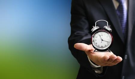 Photo pour Time running out concept - image libre de droit