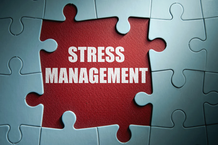 Photo for Stress management - Royalty Free Image