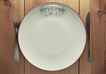 Foto de Diet concept with space for text - Imagen libre de derechos