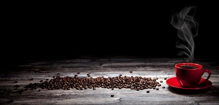 Foto de coffee background - Imagen libre de derechos