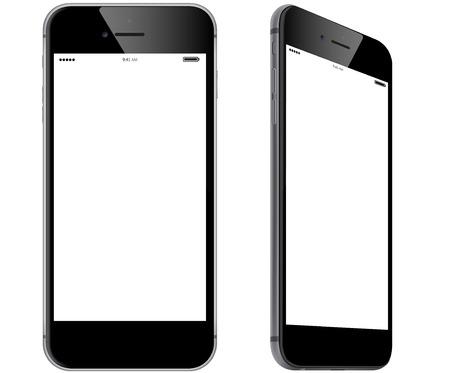 Illustration pour modern smartphone - image libre de droit