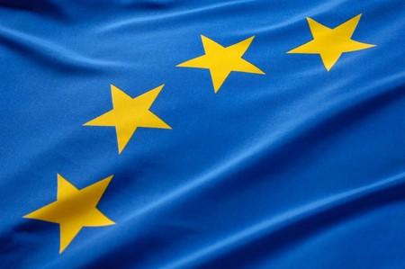 Photo pour European flag - image libre de droit