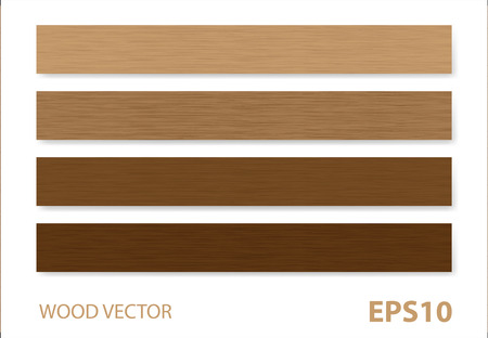 Photo for Wood vector background. - Royalty Free Image