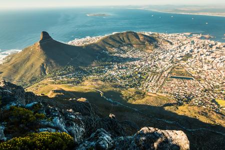 Foto de Cape Town South Africa - Imagen libre de derechos