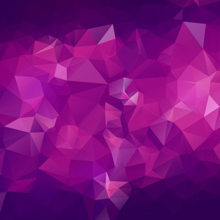 Photo pour Abstract triangle violet texture background - image libre de droit