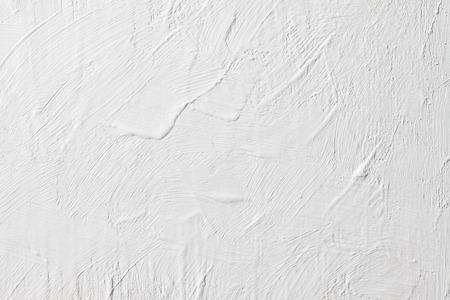 Foto de Grunge White Concrete Wall Background - Imagen libre de derechos
