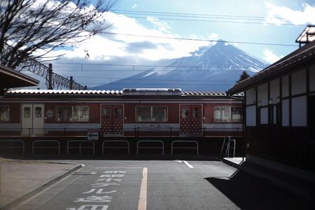 Foto de kawaguchiko Station - Imagen libre de derechos