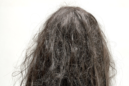 Photo for damaged hair - Royalty Free Image