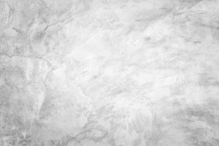 Photo for Polished bare concrete wall texture background surface white color - Royalty Free Image