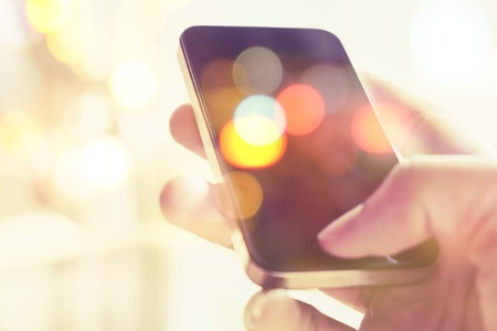 Multiple exposure of smart phone and Bokeh