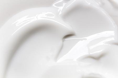 Photo pour Cream, pink and white background - image libre de droit