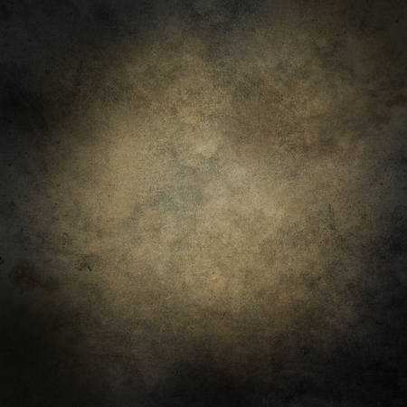 Foto de Abstract black background. Dark grunge textured wall background. - Imagen libre de derechos