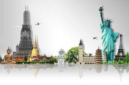 Photo for Travel the world - Royalty Free Image