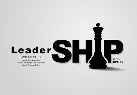 Photo pour Leadership concept - image libre de droit