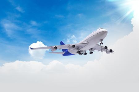 Foto de airplane, concept - Imagen libre de derechos