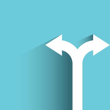 Illustration pour decision making - image libre de droit