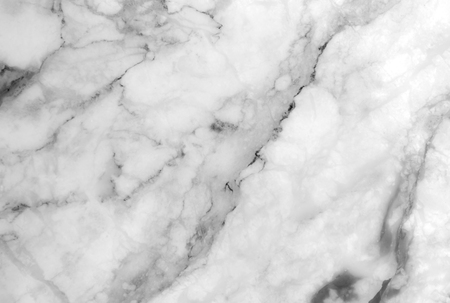 Foto de White grey marble texture (Pattern for wallpaper, backdrop, or background, and can also be used as a web banner, or business card, or as create surface effect for architecture or product design) - Imagen libre de derechos