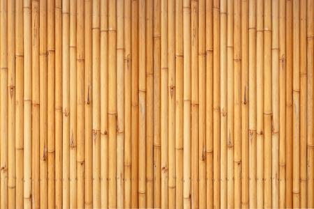 Photo for bamboo fence background - Royalty Free Image