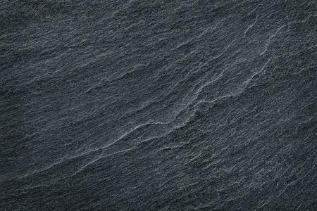 Photo pour black slate stone background or texture - image libre de droit