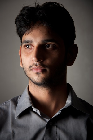 Photo for Handsome Indian man - Royalty Free Image