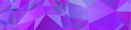 Illustration pour background design Geometric background in Origami style and abstract mosaic with gradient fill Color . rectangle - image libre de droit