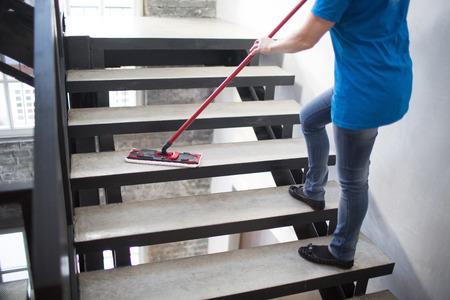 Photo pour Cleaning Service Concept - image libre de droit