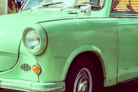 Photo pour Trabant car - image libre de droit