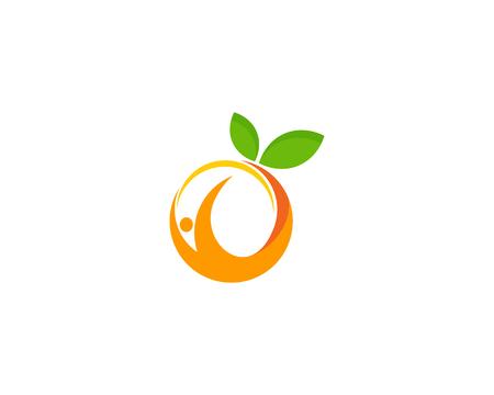 Illustration pour Fruit Icon Design Element - image libre de droit
