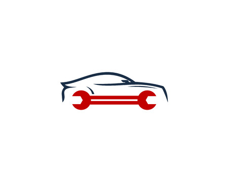Illustration pour Fix Repair Icon Design Element - image libre de droit